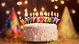 Bar Crawl Party Birthday Cake